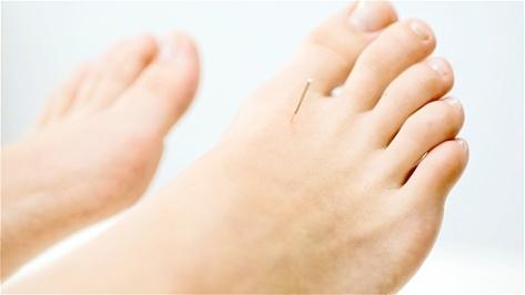 Foot-acu